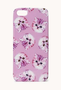 Cat Parade Phone Case   FOREVER21 - 1000128826