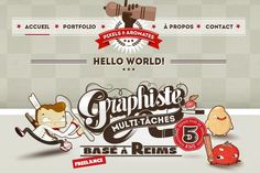 Single Page Web Designs (40 Fresh Examples) | Inspiration | Graphic Design Junction