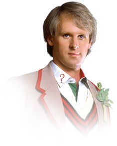 Fifth Doctor (1981-1984) - Peter Davison