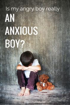 Boys are angry for many reasons. One of them being anxiety. Are you missing anxiety in your angry child?