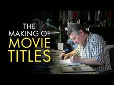 Watch: The Greatest Title Creator of All Time on How to Make Great Titles