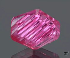 Pink Sapphire Dreamscape™ Cut 1.15 cts  This charming sapphire was almost surely not heated after being mined, but the locality which this material came from underwent some heating in the ground and so gem labs will sometimes call them heated in spite of the fact that it was not done by man. That is why we call it heated to cover all the bases.   Available! https://www.johndyergems.com/catalog_pages/gemstone-Sapphire4845.html #PinkSapphire #Sapphire #GettingMarried ? #EngagementRing…