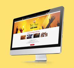 That's Music #website #web #webdesign #layout #webdevelopment #responsive #html #seo #music #evets #live #mrapps