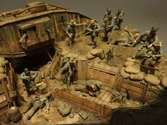 Dioramas and Vignettes: For the Great Germany