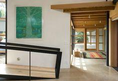 handicapped ramp interior home