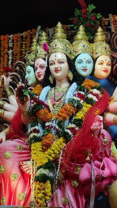 Durga Maa, Durga Goddess, Gayatri Devi, Wedding Stage Design, Mata Rani, Hd Wallpapers For Mobile, Beautiful Bollywood Actress, Lord Shiva, Respect