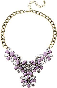 Bijou Brigitte Statement necklace <3