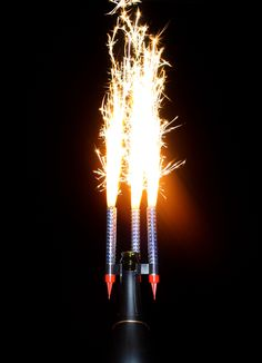Our premium bottle sparklers are perfect for cake and dessert presentations, as well as champagne bottle service! Our bottle / cake sparklers measure approximat Bottle Sparklers, Champagne Sparklers, Cake Sparklers, Birthday Sparklers, Dessert Presentation, Bottle Cake, 50th Party, Wedding Supplies, Celebrity Weddings