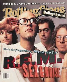 RS693: R.E.M. Image - 1994 Rolling Stone Covers | Rolling Stone