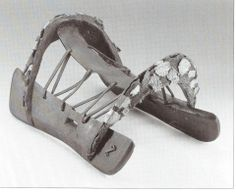 10-11th Century Hungary. Magyar saddle.