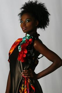 Alexia Bairon is a fashion model and dancer originally from Salvador, Bahia