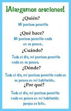 Escribimos en español con detalles