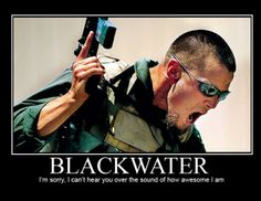 The Decline and Fall of Blackwater and Erik Prince