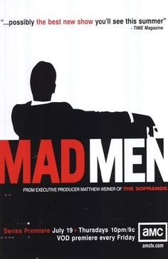 - Mad Men (TV) - art prints and posters