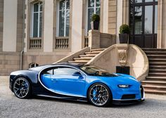 "French manufacturer Bugatti has unveiled what it describes as ""the world's most powerful and fastest"" hypercar at the 86th Geneva Motor Show"