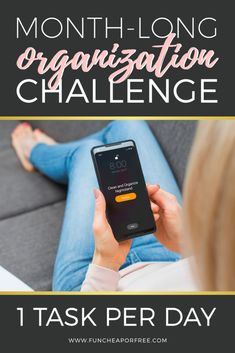 This month we're getting organized by focusing on ONE area per day! Spring cleaning will be a breeze when you join in our month-long April organization challenge! Spring Cleaning Organization, Financial Organization, Calendar Organization, Organizing, Organization Ideas, Cool Calendars, Family Rules, Best Blogs, Getting Things Done