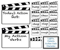 Verbs on pinterest linking verbs action verbs and nouns and verbs