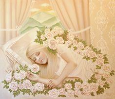 Sleeping beauty, Zuzana Dolinay, http://bit.ly/1rM2Tpv