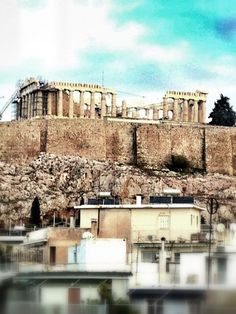 The Acropolis, Athens - Greece...Great history here! Loved it!