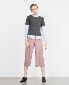 Outfit idea 4 culottes
