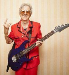 Rockin' Granny.