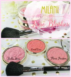 My Milani Rose Blushes   Notes from My Dressing Table