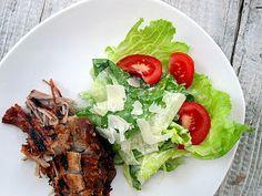 Pata porisee: Ylikypsä BBQ-Kasler