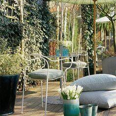 Garten Terrasse Wohnideen Möbel Dekoration Decoration Living Idea Interiors home garden - Der Garten Essbereich