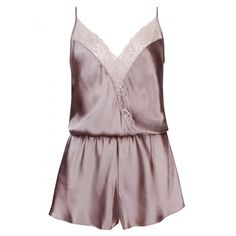 Rosie for Autograph Silk Rich Floral Lace Teddy