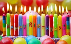 Happy Birthday Backdrop Colorful Candles Happy Birthday Photography Background and Birthday Party Photography Backdrop Happy Birthday To You, Happy Birthday Candles, Happy Birthday Pictures, Happy Birthday Messages, Happy Birthday Greetings, Birthday Cards, Birthday Week, Special Birthday, Birthday Quotes