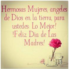 hermosas Mujeres Feliz día de las Madres.