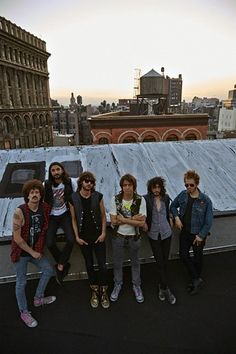 Julian Casablancas + The Voidz - COLIN LANE
