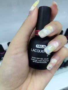 long lasting uv gel#permenantgelcolors#Freja uv gel polish 120colors with colored caps