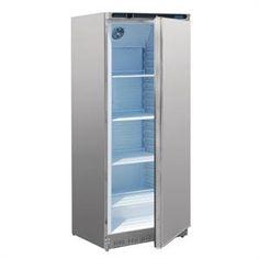 Armario frigorífico 1 puerta 600L. Acero Inox Polar