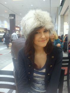 Russian hat for winter!