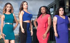 Prison Wives Club follows the lives of four women whose husbands are in prison. Set to premiere in October on Lifetime.