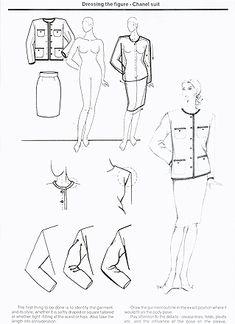 Fashion Design - Chanel Suit