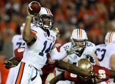 Auburn QB Nick Marshall won't attends SEC Media Days