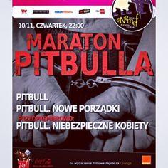 Maraton #pitbull zaliczony i juz nawet odespany  najnowsza część super polecam