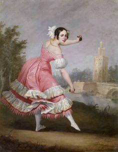 Escuela Bolera   La danza española