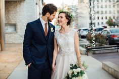 Lexington KY Wedding At The LIvery Dress From Meant To Be Boutique Bridal Consignment