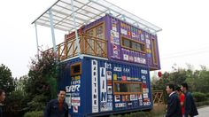 Concept Made from Shipping Containers - Buscar con Google