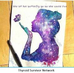 Honoring Thyroid Cancer Awareness Month! #NoGoodCancer #CancerIsCancer #ThyroidCancerAwareness