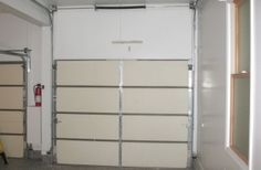 Etonnant Garage Door High Lift Conversion To Fit A Inside Car Lift For The Garage.  Anything Is Possible!!! | Mega Awesome Pins | Pinterest | Garage Doors, ...