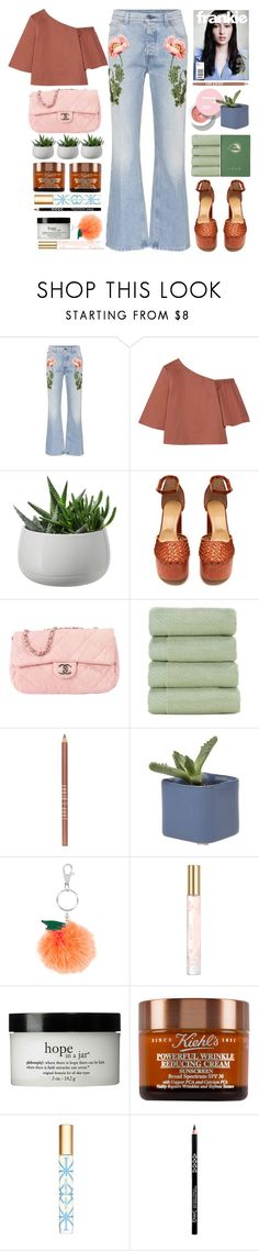 """""""Untitled #516"""" by kawrose02 ❤ liked on Polyvore featuring Gucci, TIBI, Brother Vellies, Chanel, Lord & Berry, Accessorize, Marc Jacobs, philosophy and Tory Burch"""