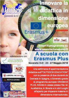 INNOVARE LA DIDATTICA IN DIMENSIONE EUROPEA: A SCUOLA CON ERASMUS PLUS