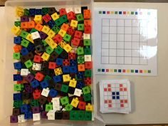 activities math for kids Coding For Kids, Math For Kids, Autumn Activities For Kids, Learning Activities, Cubes Math, Creative Arts Studio, Tangram, Manipulation, Kindergarten Lesson Plans