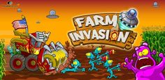 "DOWNLOAD ""FARM INVASION USA PREMIUM APK"" and install it by either putting the FARM INVASION USA PREMIUM APK  onto your Android device's SD card or download and install it directly from your Android device. If You like ANDROID FARM INVASION USA PREMIUM APK, Please"