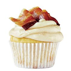 Arkansas: The Truly Amazing Maple-Bacon Cupcake