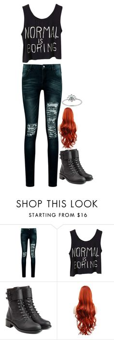 """Asrid's Big Annoucement Outfit"" by mmgio on Polyvore featuring Boohoo and Philosophy di Lorenzo Serafini"